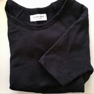 Tops - Everlane Short Sleeve Sweatshirt